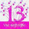13 let
