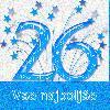 26 rojstni dan