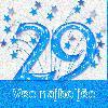 29 rojstni dan danes