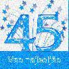 45 rojstni dan