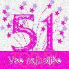 za 51 rojstni dan