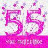 55 let vse najbolj�e