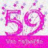 59 rojstni dan