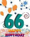 66 let rojstni dan