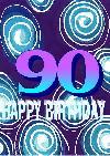 90 let danes