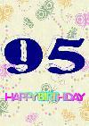 95 let