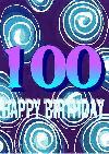 100 rojstni dan