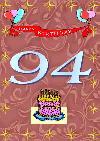 94 rojstni dan