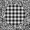 črno bela iluzija