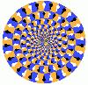 iluzija krog